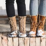 Dober par čevljev lahko bolje pomaga preživeti zimo